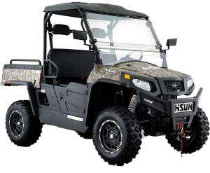 UTV HISUN VECTOR 550 - Save $300
