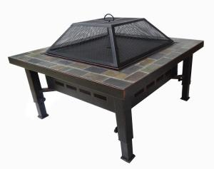 Slate Top Fire Pit -  Save $40