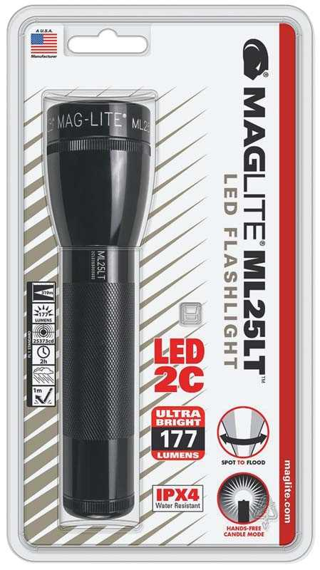 Maglite Flashlights  - Save 25%